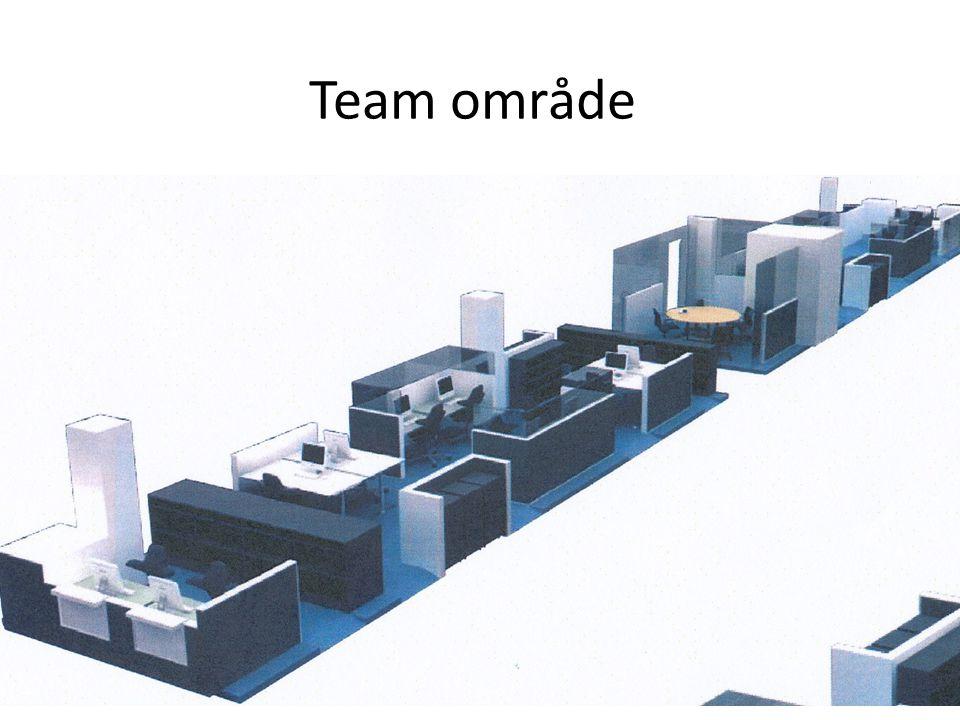 Team område