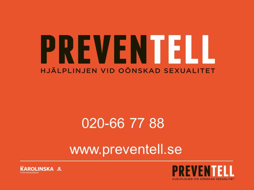 020-66 77 88 www.preventell.se