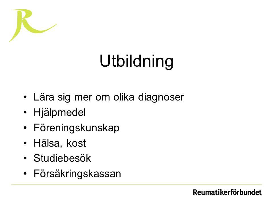Framtagna material NIKE handledning Diagnosbroschyrer på andra språk NIKE-film