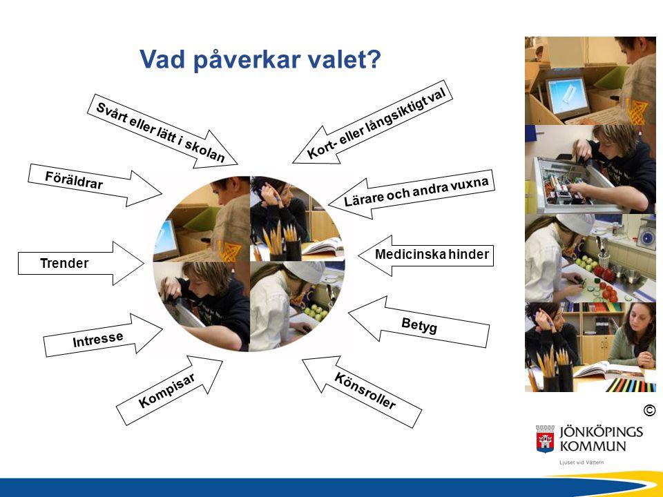 © Mer information: www.jonkoping.se/gymnasieval