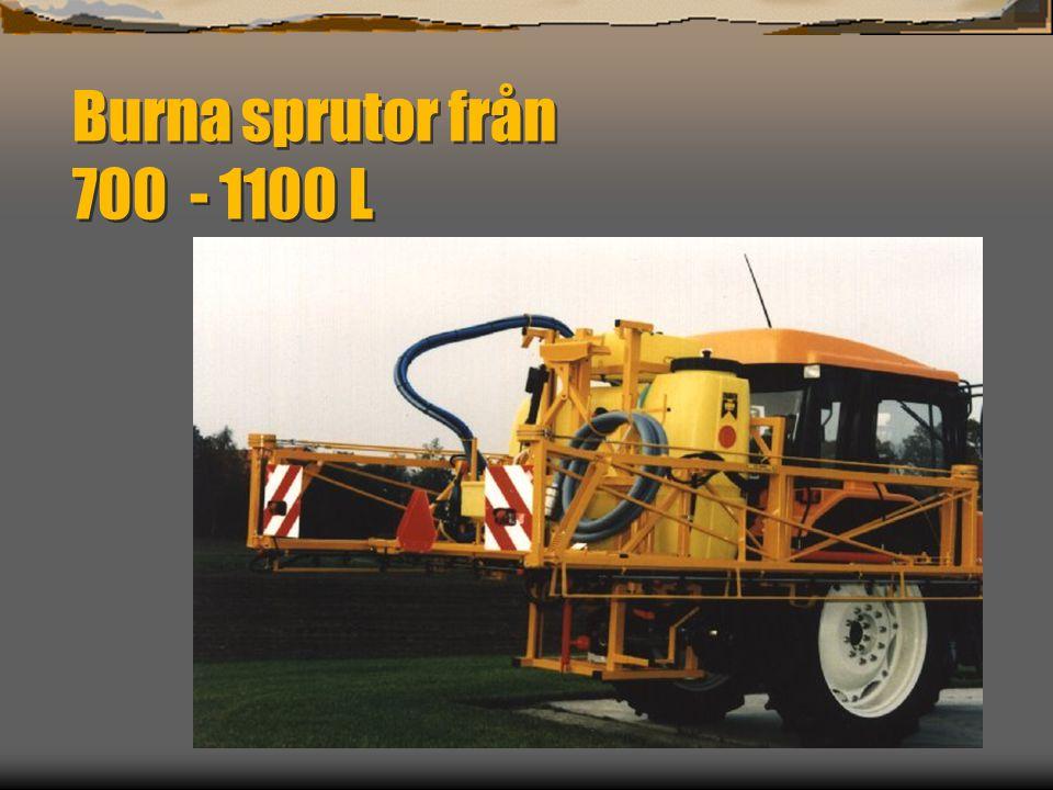Teknisk Information  2300 – 3200 – 4000 L tanks leverbara.