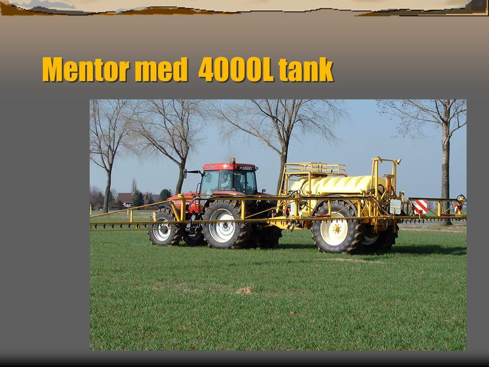 Allmän fakta  Dubex självgående, en bra kombination av sprutteknik och korteknik  Levererbar med motorer från 125-195 Hk  Tankar från 2300 – 4000 L  Arbetsbredd från 18 – 36 m