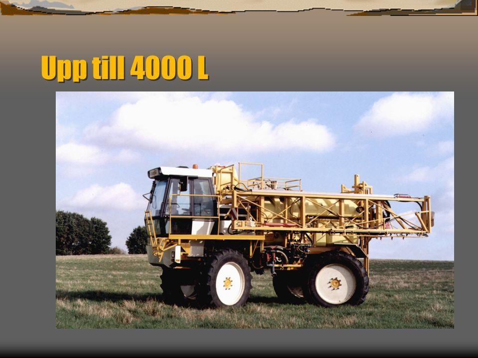 Upp till 4000 L