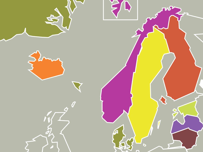 Kartkungen Vaggkarta For Nalmarkering Karta Sjokort Pa Vaggen