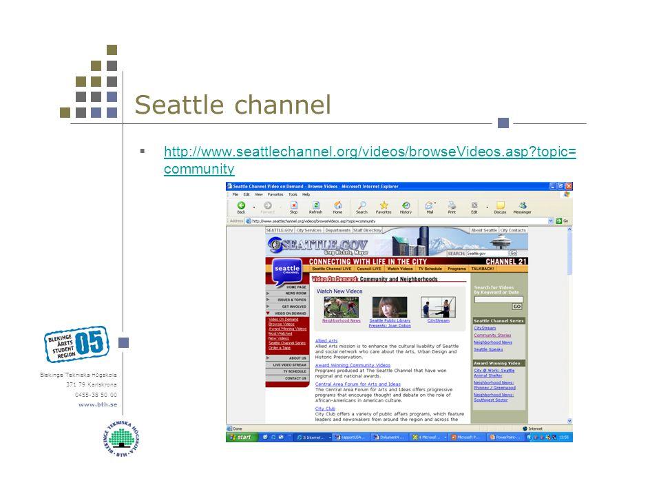dating tjänster Seattle nackdel med online dating