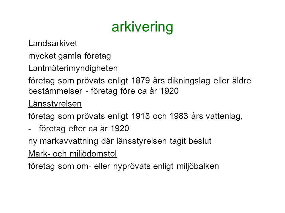 1918 års vattenlag Vatten i gränsen mellan stad och land Tilla Larsson  1918 års vattenlag