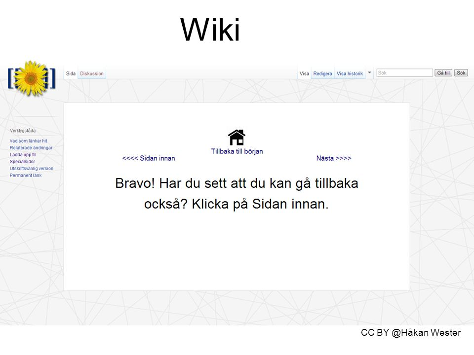 Wiki CC Wester