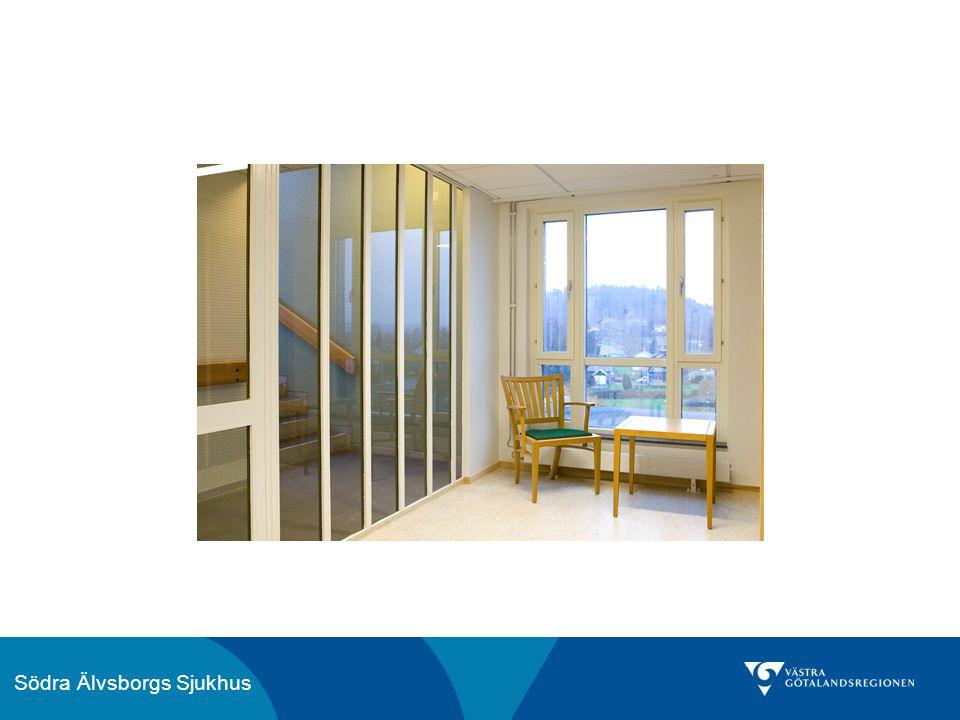 Patienter gillar att dela rum