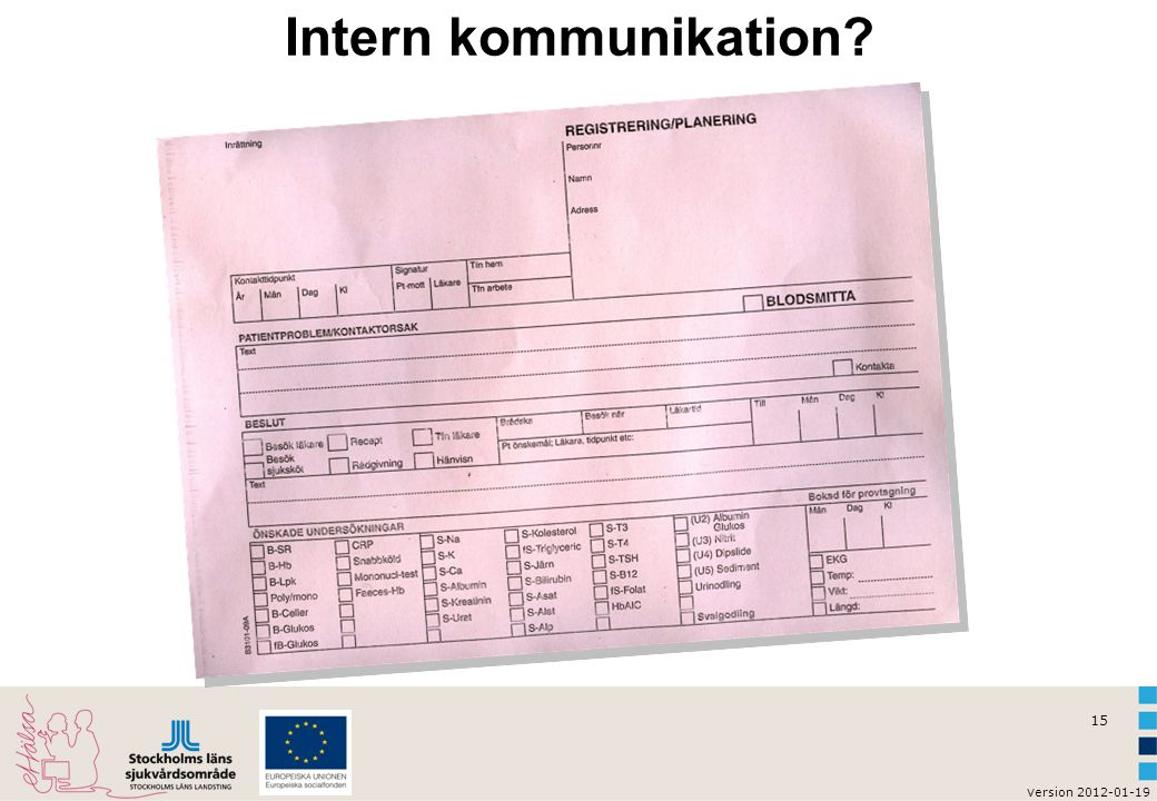 v ersion Intern kommunikation